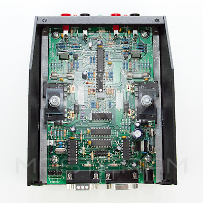 Электронная плата анализатора батарей Vencon UBA5