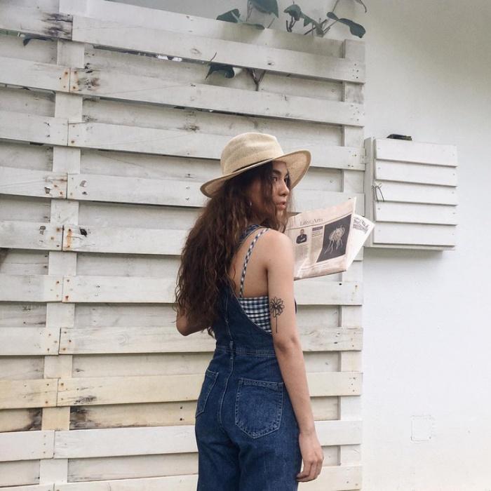 Mát trời , Các hot girl showbiz Việt đang để những mái tóc nà11o