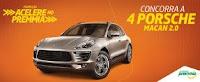 Promoção Acelere no Premmia com Porsche