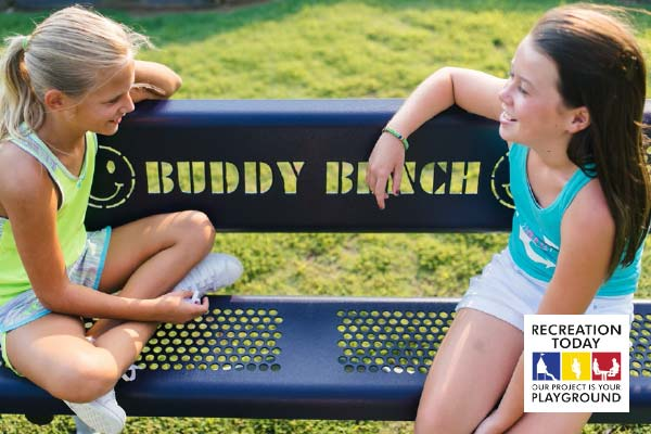 Buddy Bench 3