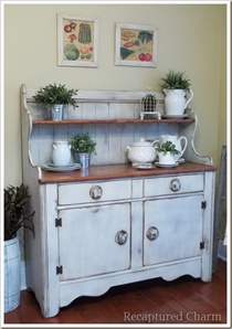 Small Buffet Hutch For Kitchen