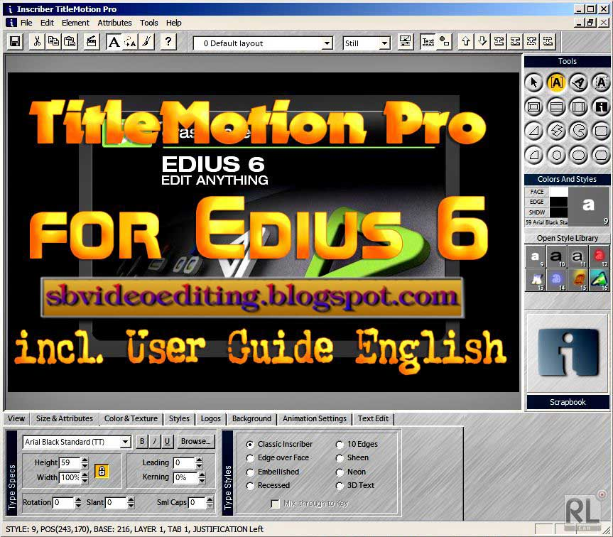 Free video making and editing software