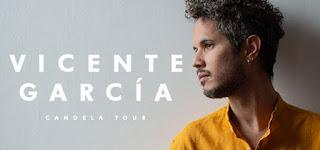 Concierto de VICENTE GARCÍA Candela Tour