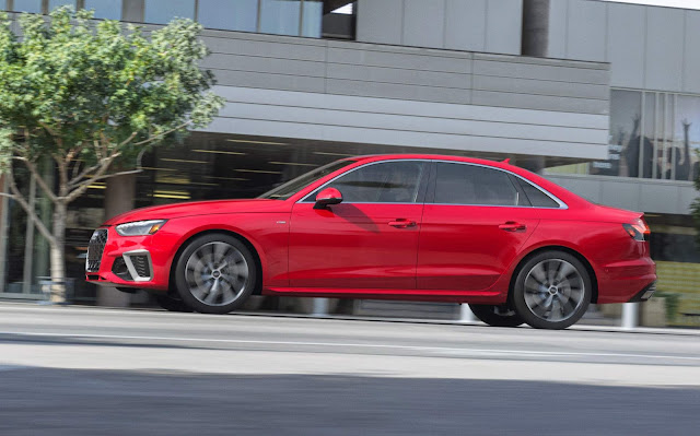 Novo Audi S4 Quattro 2021