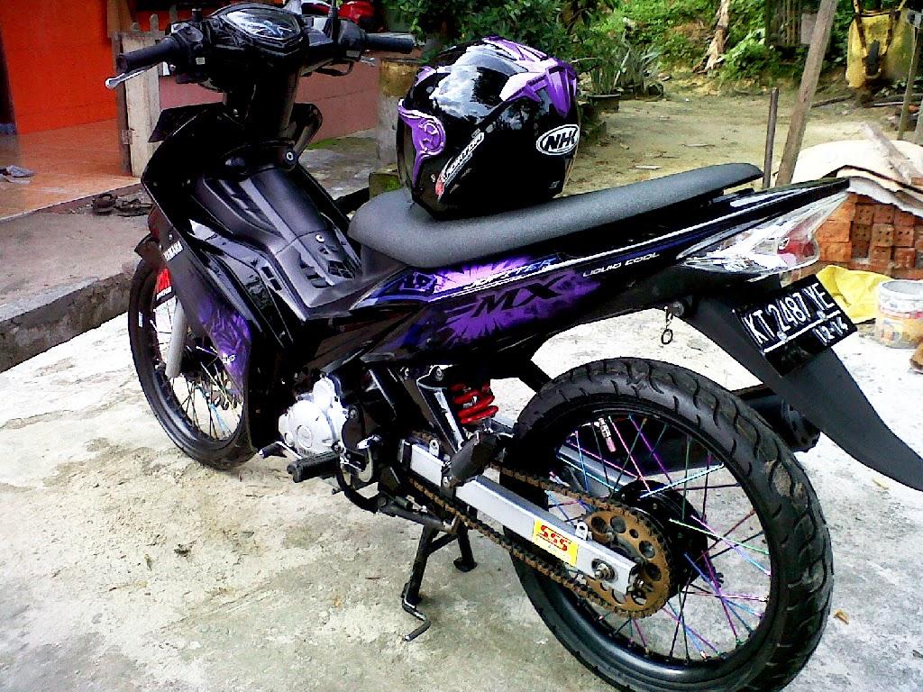 Foto Modifikasi Motor Jupiter Z 2008