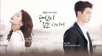 While You Were Sleeping drama terbaik Bae Suzy
