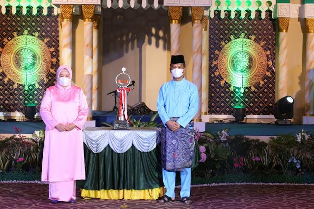 Selain Juara Umum STQH IX Kepri, Kota Batam Meraih Penghargaan KLA Kategori Madya dan  Penghargaan Top Inovasi