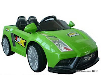 1 Mobil Mainan Aki Junior CH9915 Lamborghini