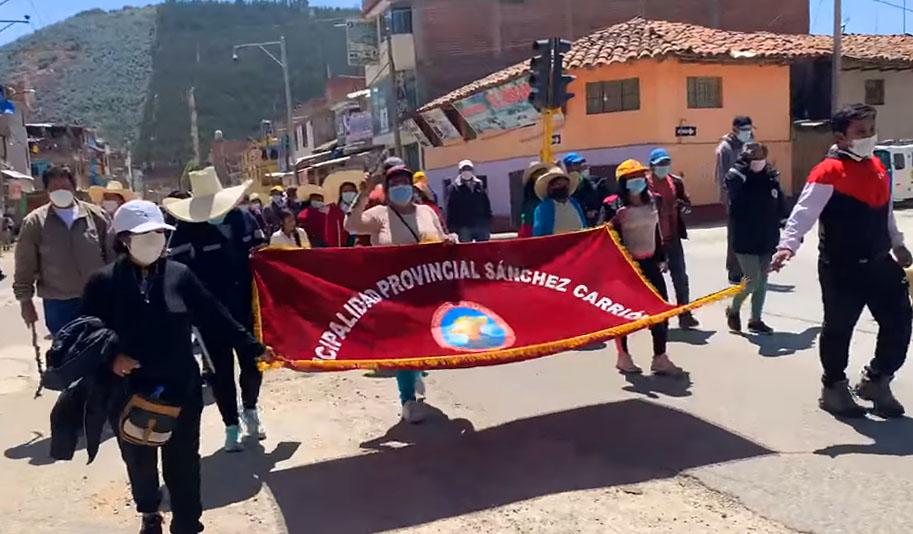Protestas y bloqueos de vías pueden darse nuevamente