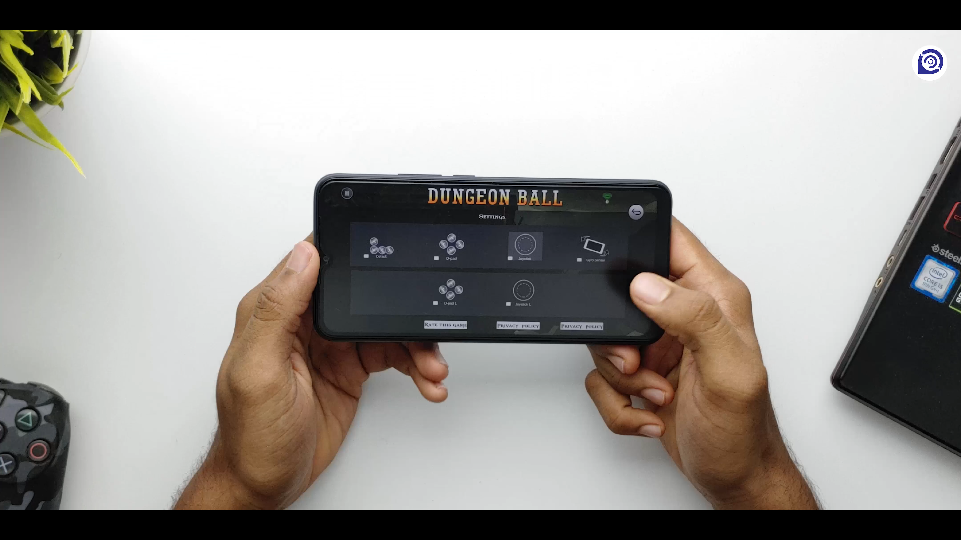 Can You Balance The Dungeon Ball?