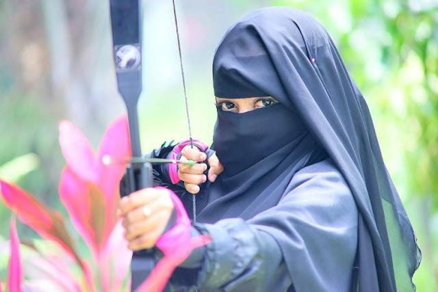 Pakaian Syar'iy Wanita di Kehidupan Umum - Khimar dan Jilbab