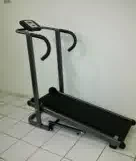jual treadmill manual 1 fungsi