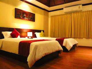 King Hotel in Loei, North-East Thailand