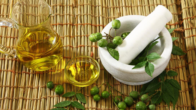 five benefits of neem oil