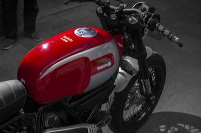 Ducati Scrambler Deposito Custom