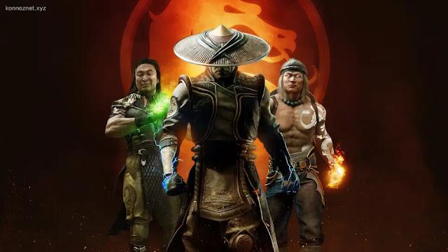 تحميل لعبة Mortal Kombat 11
