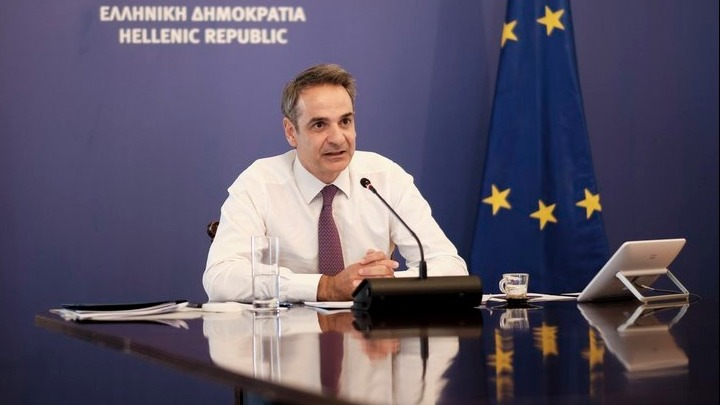 Ενημερώνει τους πολιτικούς αρχηγούς ο Μητσοτάκης για τις εξελίξεις με Τουρκία