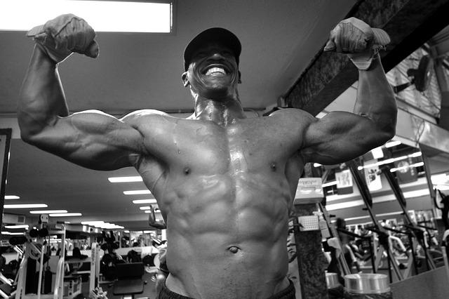 كيف نكسب العضلات في النظام الغذائي