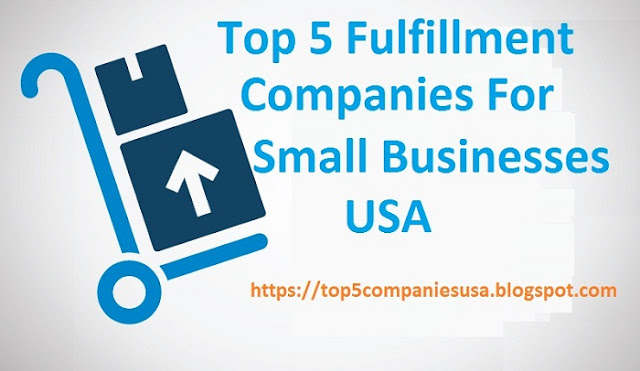 Top 5 Order Fulfillment Companies for Small Businesses USA