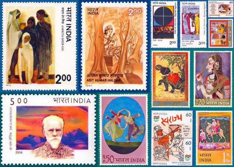 Designing Life Postage Stamps