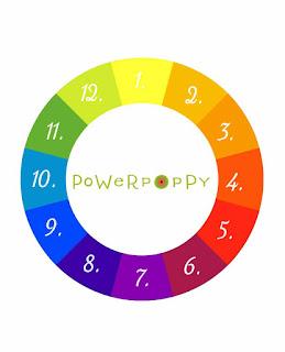 My Creative Room : Creative Confetti - Spin the Color Wheel