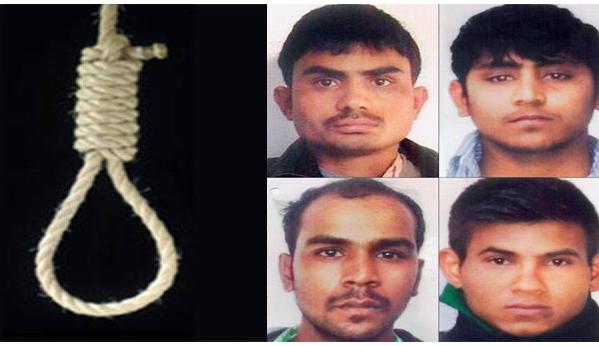 Nirbhaya rape case,Nirbhaya,Hang