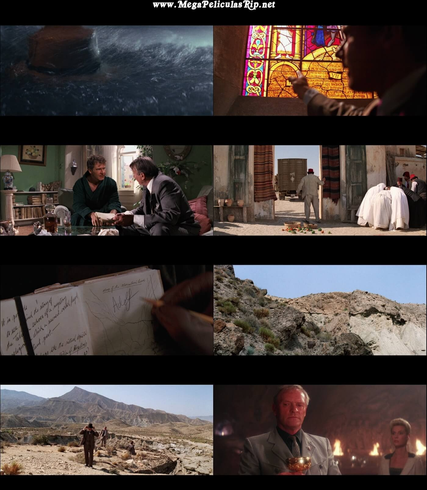 Indiana Jones y La Ultima Cruzada 1080p Latino
