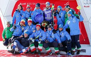 nazionale sci alpino 2016-17