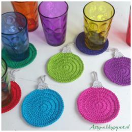 patrones-posavaso-Crochet-Navidad