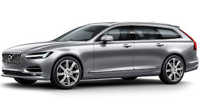 2017 Volvo V90 Reviews, Specs