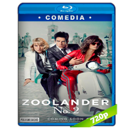 Zoolander 2 (2016) BRRip 720p Audio Dual Latino-Ingles