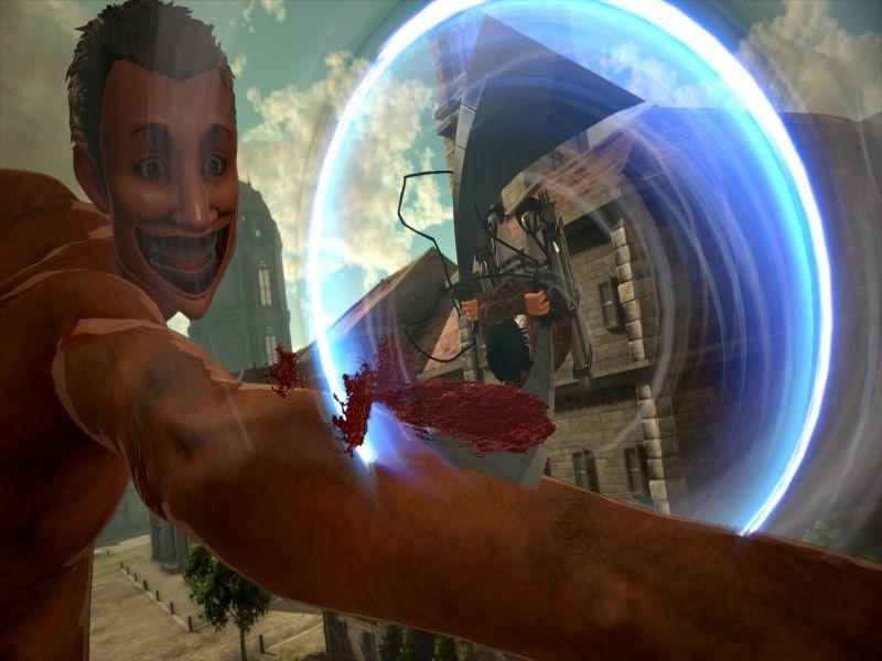 Attack on Titan 2 PC Game Free Download
