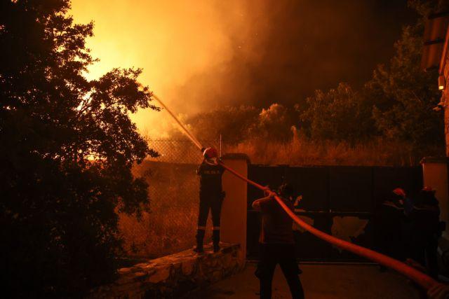 Πυροσβέστες από την Ξάνθη στα πύρινα μέτωπα της Ελλάδας
