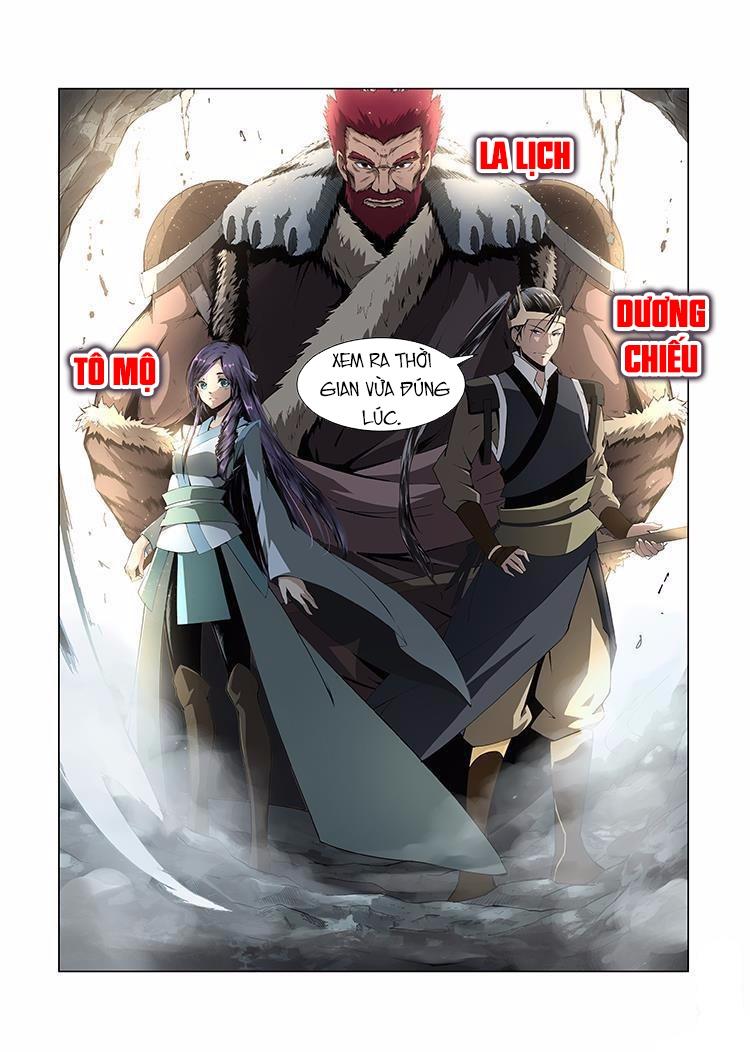 Thần Võ chi Linh