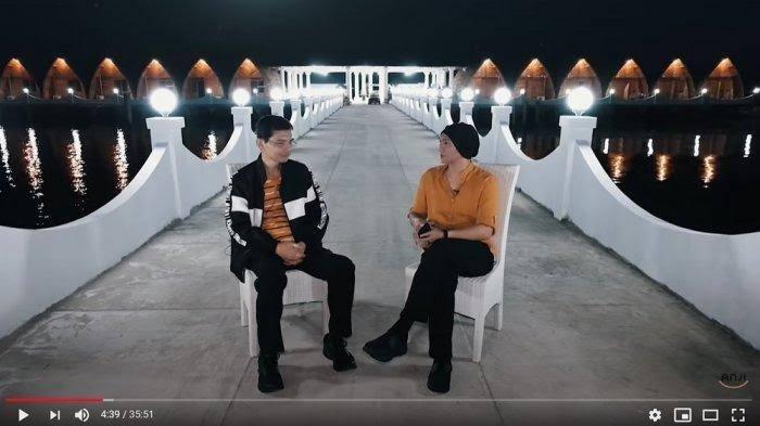 Disebut Langgar UU ITE, Anji dan Hadi Pranoto Terancam Penjara 10 Tahun