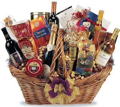Do it yourself gift baskets gift basket solutioingenieria Image collections