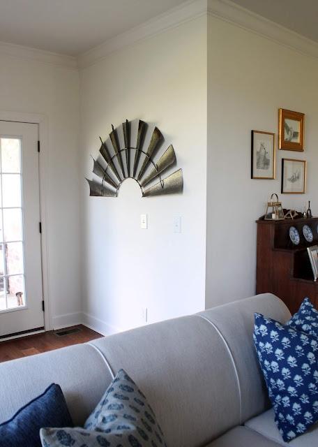 Keeping It Cozy Living Room