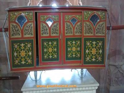 Palki, Junagarh fort museum