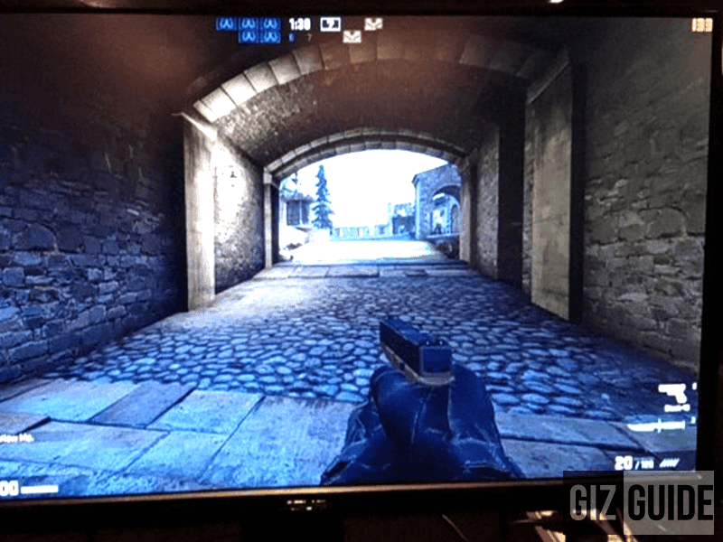 CS:GO at at least 120+fps with the GT1030!