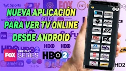 NUEVA APLICACION PARA VER TV ONLINE GRATIS DESDE ANDROID 2020