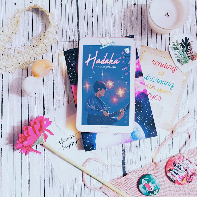 Review novel hadaka