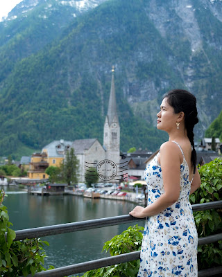 Trip to Hallstatt and 5 Fingers, Austria