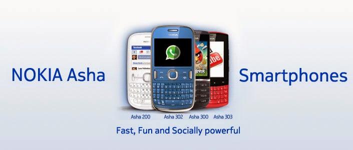 Daftar Harga Handphone Nokia Asha Terbaru tahun 2016