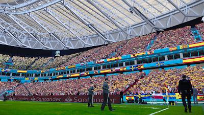 PES 2020 Stadium San Mamés EURO 2020 version