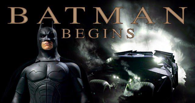 Người Dơi Xuất Hiện - Batman Begins (2005) 1