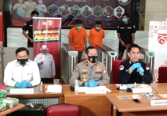 Bukan Rano Karno dan Narji Artis Yang Ditangkap Akibat Narkoba