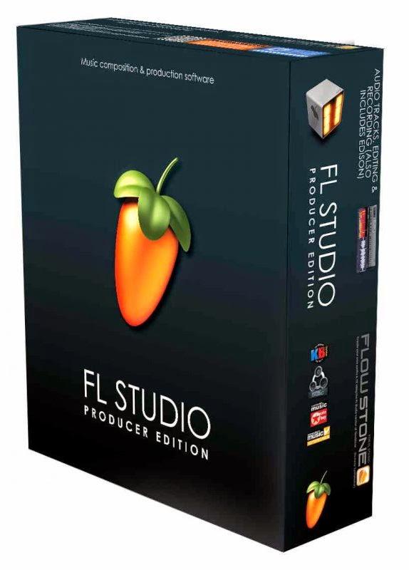 Cover Caratula Image Line FL Studio Producer Edition v11.1