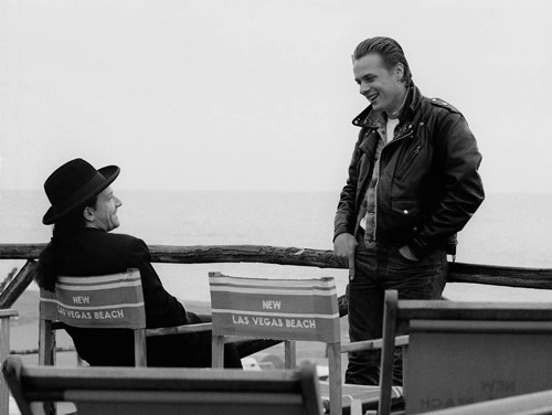 U2 Sombras e Árvores Altas - Blog: All I Want Is You