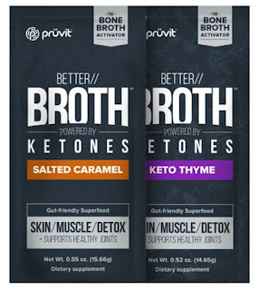 keto, keto diet, bone broth, better broth, pruvit, ketones, ketosis, broth, chicken broth, beef broth, jaime messina, ketogenic, DNA repair, detox