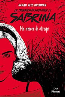 un amore di strega - prequel - libro - sabrina